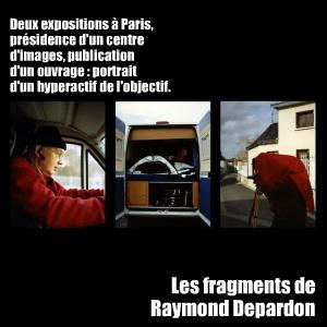 Exposition à la BnF et à la Magnum Gallery, publication d`un ouvrage et présidence du nouveau Bal, à Paris : portrait du photographe hyperactif Raymond Depardon.