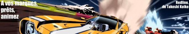Redline, film d`animation japonais de Takeshi Koike