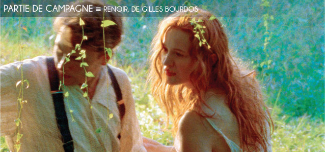 Cinéma : Renoir de Gilles Bourdos, au Festival de Cannes 2012