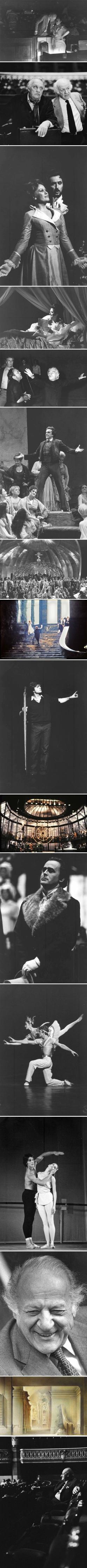 Rolf Liebermann, Opéra de Paris, RTLN , réunion des théâtres lyriques nationaux, palais Garnier, bibliothèque-musée de lopéra, Mathias Auclair, Christophe Ghristi, Aurélien Poidevin, Marcel Landowski