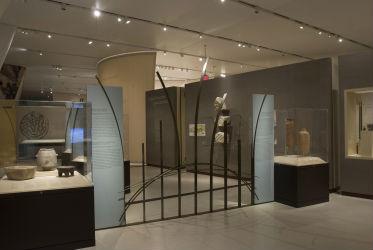 Exposition les Manuscrits de la mer morte des mots qui ont changé le monde Royal Ontario Museum Toronto Ontario Canada Qumrân psaumes bible apocryphes hébreu