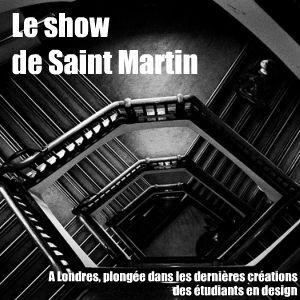 The Degree Show 2009 à la Central Saint Martin