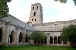 Cloître de Saint-Trophime Arles