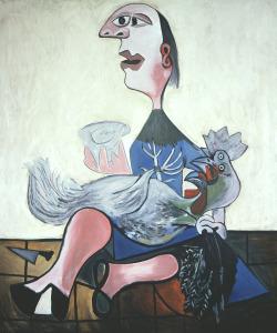 Exposition seconde main, musée d`art moderne de la ville de Paris, oeuvres-sosies, copie, reproduction, variation, peinture, Mike Bidlo, Eric Doeringer, Sophie Matisse