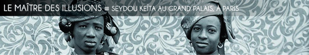 Exposition : Seydou Keta au Grand Palais, à Paris