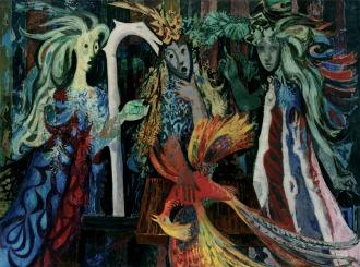 sorcière, mythe, réalité, exposition, musée de la poste, l`adresse, expo, sabbat, sorcières, créature, magie, diable, sorcier, sorcellerie, tarot, potion, monstre