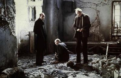 stalker de tarkovski les trois personnages