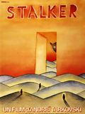 stalker de Tarkovski affiche