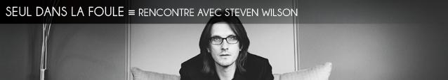 Musique : Rencontre avec le maître du rock progressif, Steven Wilson