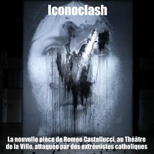 Théâtre : Sul concetto di volto nel figlio di Dio de Romeo Castellucci au Théâtre de la ville, à Paris, du 20 au 30 octobre 2011.