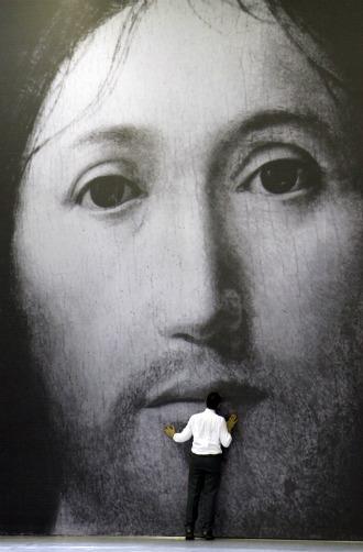 sul concetto di volto nel figlio di dio, romeo castellucci, romeo, castellucci, théâtre, théâtre de la ville, paris, octobre, émeute, émeutes, catholique, catholiques, extrémisme, visage, dieu, fils
