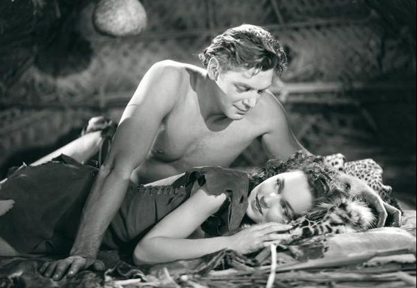 Tarzan! exposition au Quai Branly Johnny Weissmuller