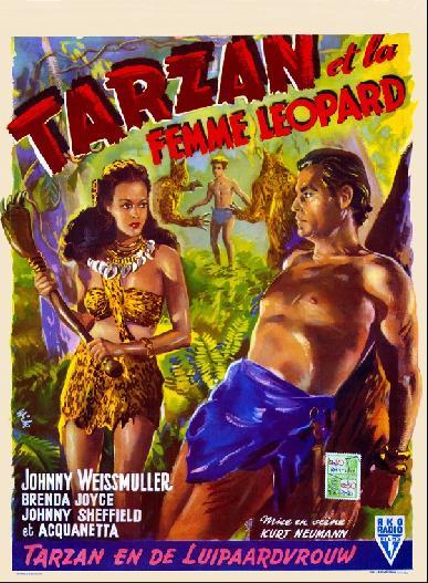 Tarzan! exposition au Quai Branly affiche