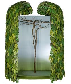 Telling tales exposition design Victoria and albert V&A musem Londres London contes fantastique conte objet château forêt enfer