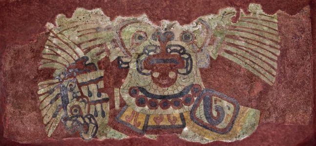Teotihuacan exposition Quai Branly musée huehueteotl quetzacoatl pyramide du soleil cité des dieux aztèques méso-amérique archéologie pyramide de la lune sacré