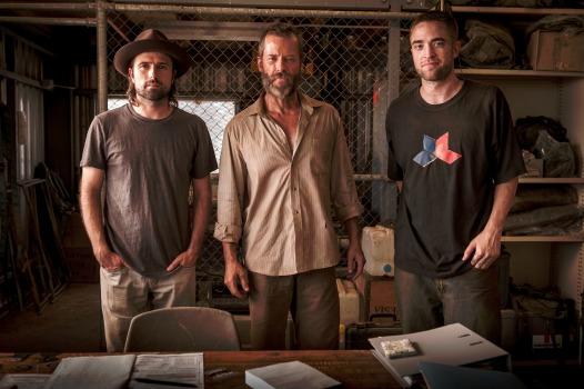 the rover, film, cannes, festival; cinema, David Michôd, robert pattinson, guy pearce, americain, drame, australie, mine,