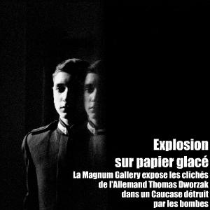 Exposition : Thomas Dworzak - Caucase à la Magnum Gallery, à Paris, jusqu`au 29 octobre 2010