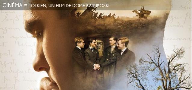 cinema, tolkien, dome karukoski, biopic, linguistique, elfique, quenya, le seigneur des anneaux, le hobbit, silmarillon