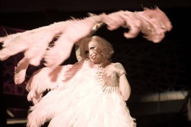 Tournée, Mathieu Amalric, Amalric, festival, cannes, festival de cannes, prix, mise en scène, film, cinéma, burlesque, striptease, mimi le meaux, dirty martini, julis atlas muz, evie lovelle, cabaret