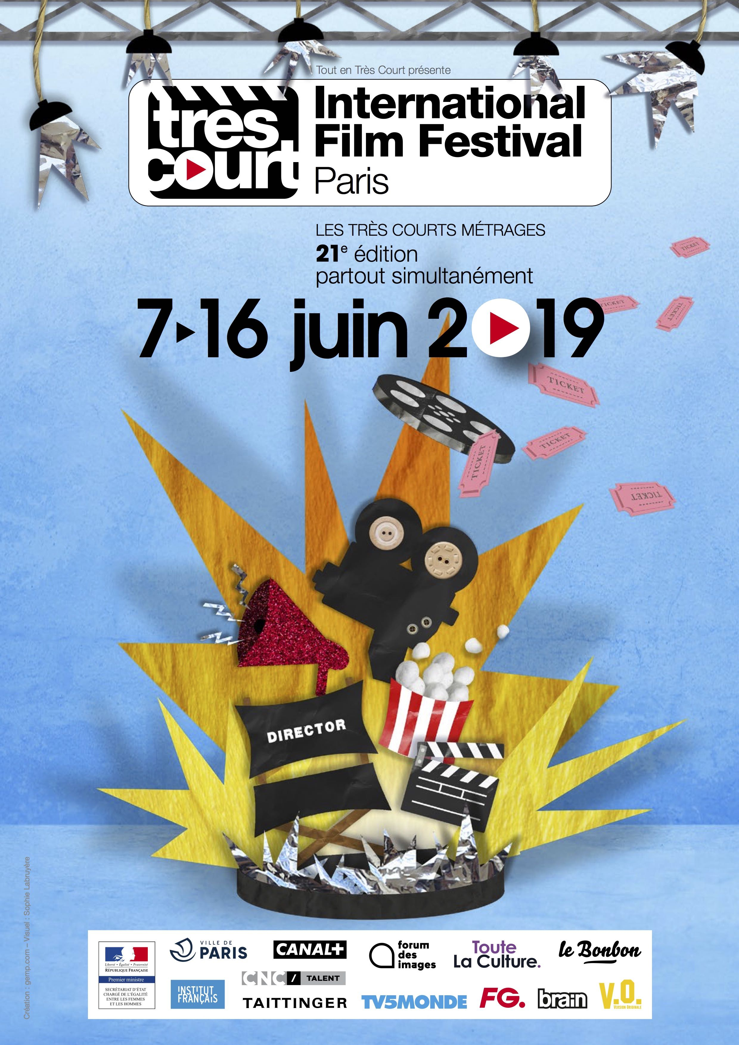 tres court international film festival, cinema, court metrage, climat, environnement, forum des images, paroles de femmes