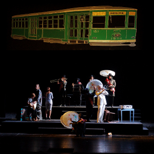 Tennesse Williams, Lee Breuer, Comédie-Française, a streetcar named desire, Broadway, off broadway, un tramway nommé désir, un tramway, tramway, breuer, williams, adaptation