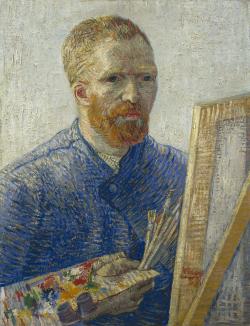Royal Academy of Arts, exposition, peinture, Van Gogh,  lettres, croquis, impressionnisme, pointilliste, Arles, Provence, Paris,  Hollande, portrait, archétype, Théo Van Gogh, the real van gogh