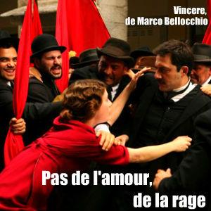Présenté en compétition au Festival de Cannes 2009, le long métrage de Marco Bellocchio raconte l`histoire de la femme cachée de Mussolini.