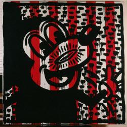 Vraoum ! Exposition de bande dessinée à la maison rouge, à Paris