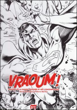 Exposition Vraoum ! bande dessinée maison rouge paris art contemporain