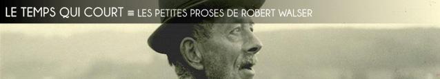 Dossier brièveté : les textes courts de l`écrivain allemand Robert Walser