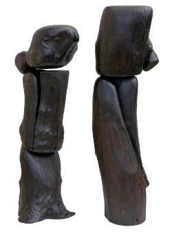exposition, biographie, rétrospective, la chair des forêts, Wang Keping, Etoiles, Ma Desheng, Li Shuang, Chine, Révolution Culturelle, Printemps de Pékin, subversion artistique, sculpture