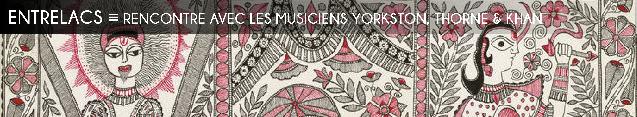 Musique : Rencontre avec Yorkstone, Khan & Thorne à loccasion de la sortie de leur album Everything sacred.